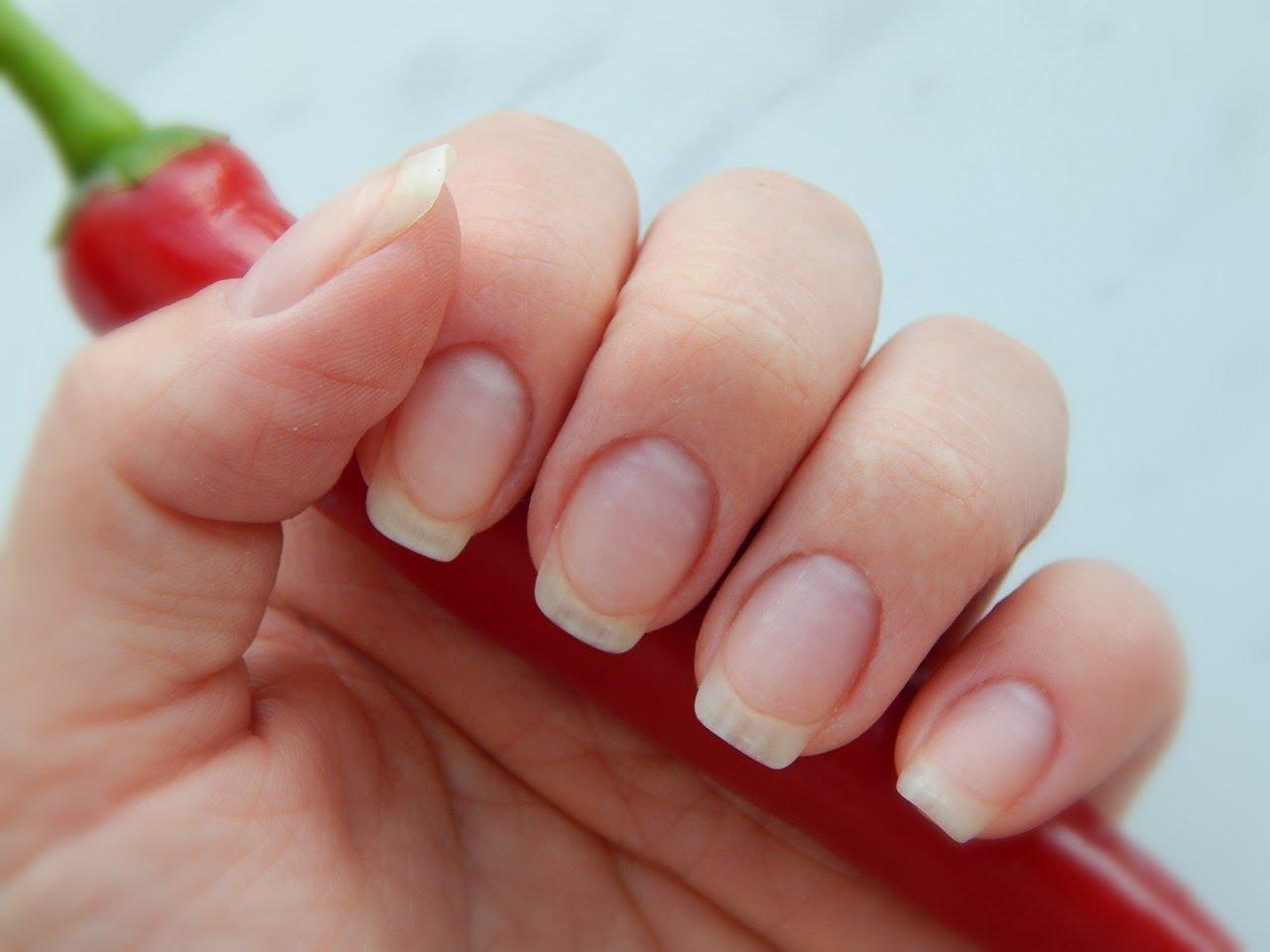 Как ногти сделать крепкими и длинными