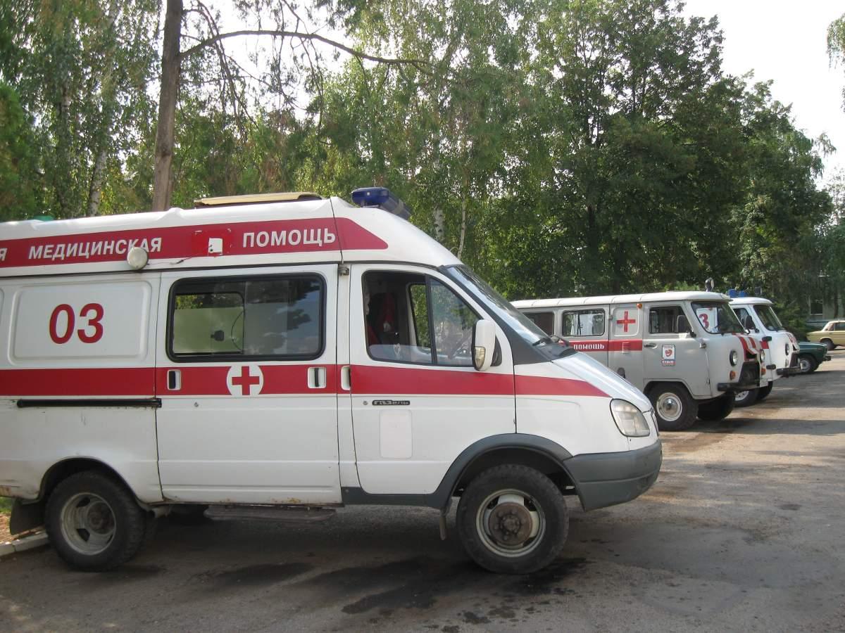 Вызовы скорой помощи в новый год