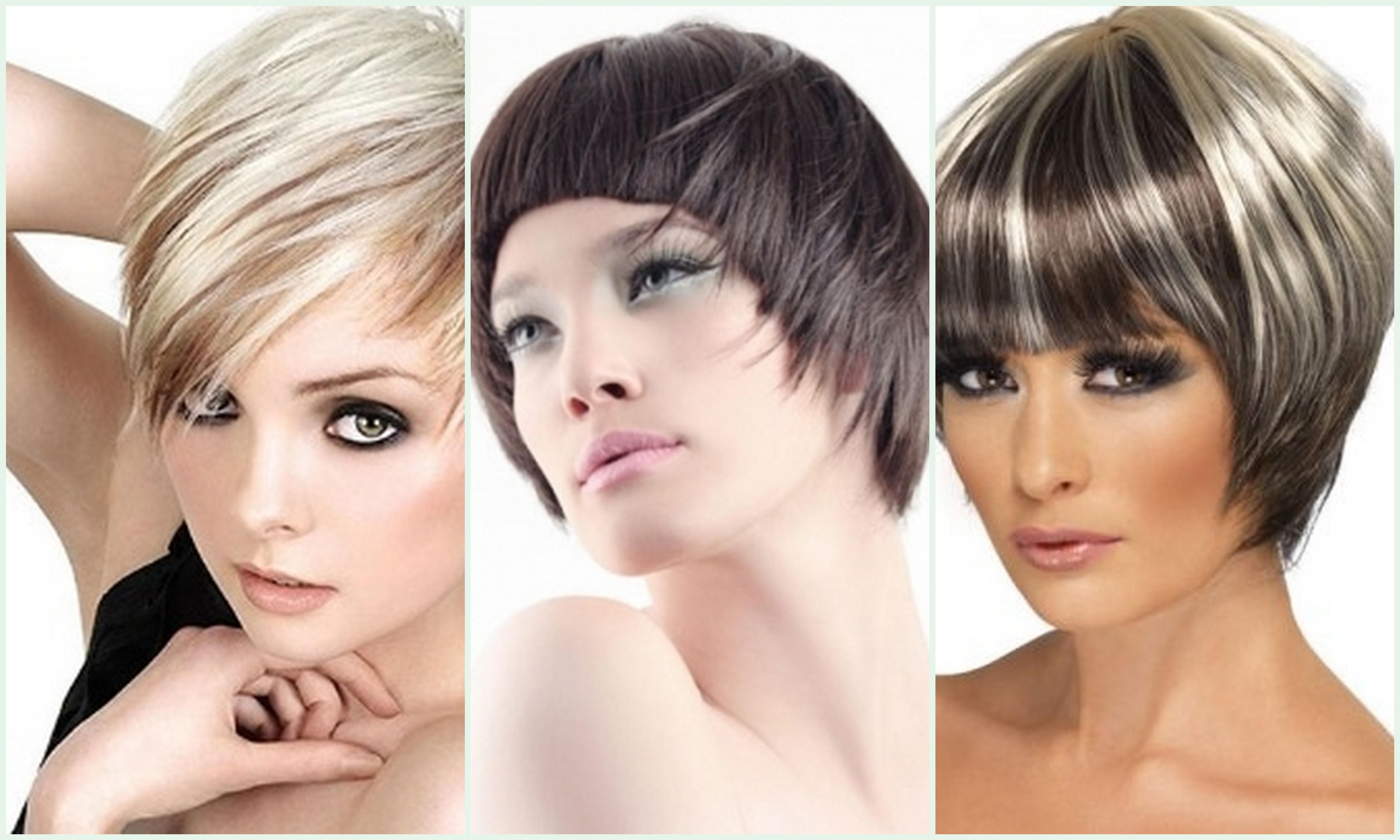Каталог модных стрижек 2017 на средние волосы