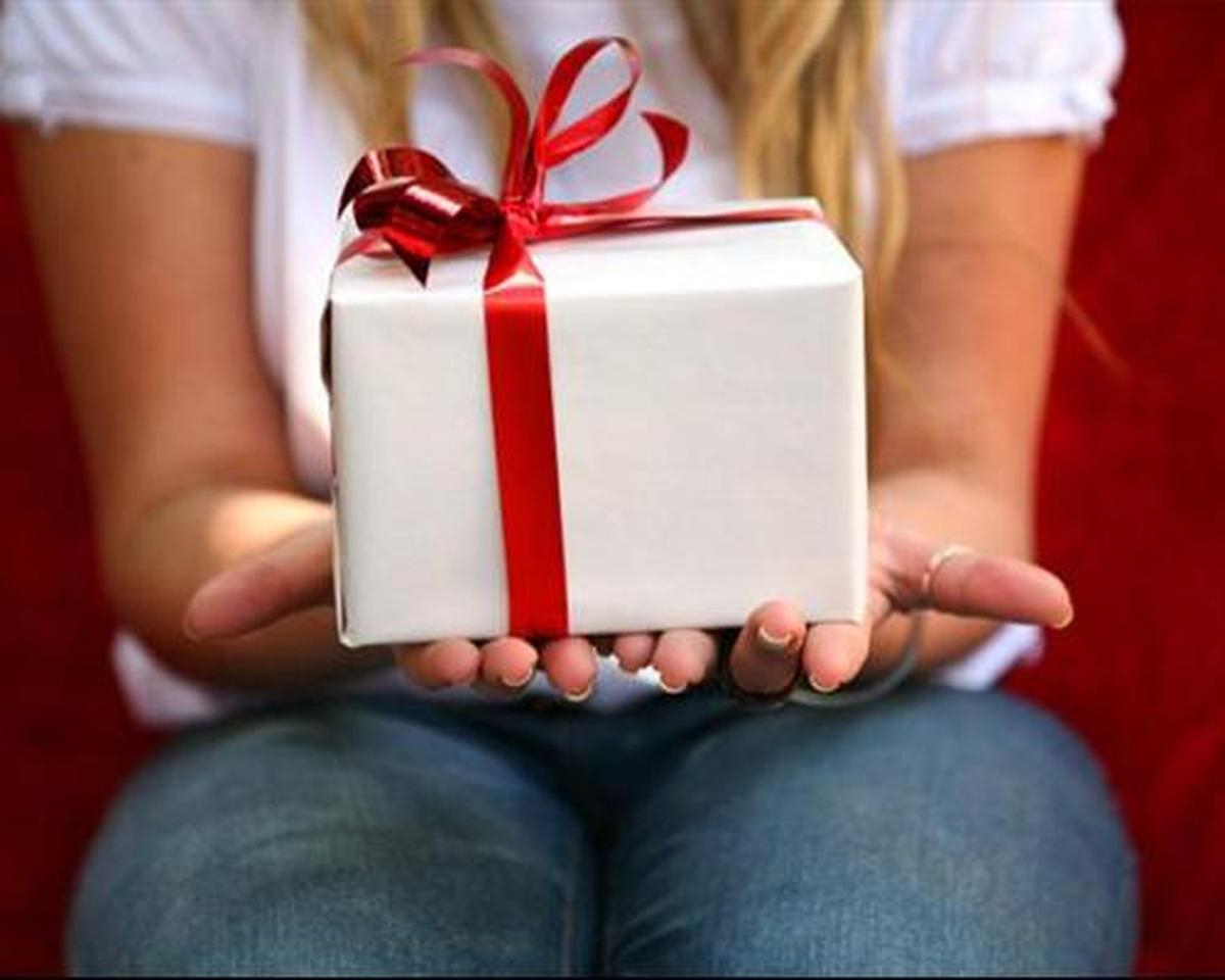 Подарок на 20 лет девушке