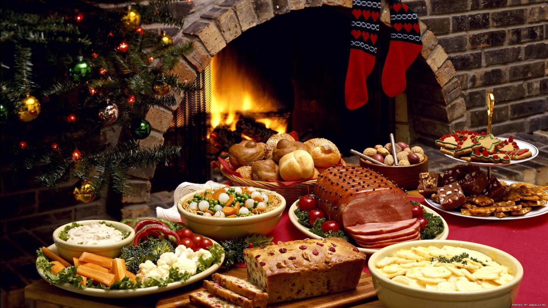 На новый год своими руками еда