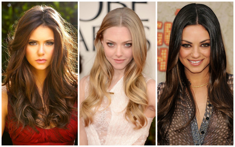 Стрижки для длинных волос 6 фотография