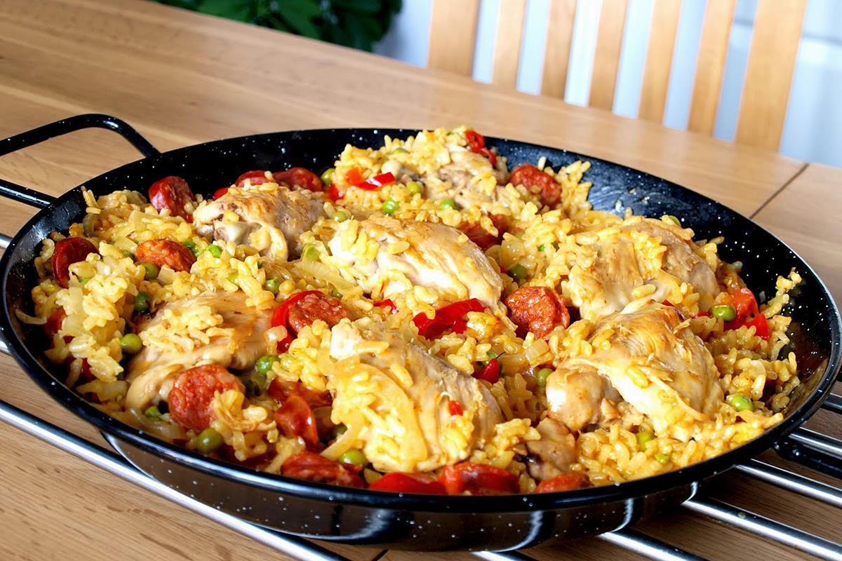 Плов из нешлифованного риса рецепт