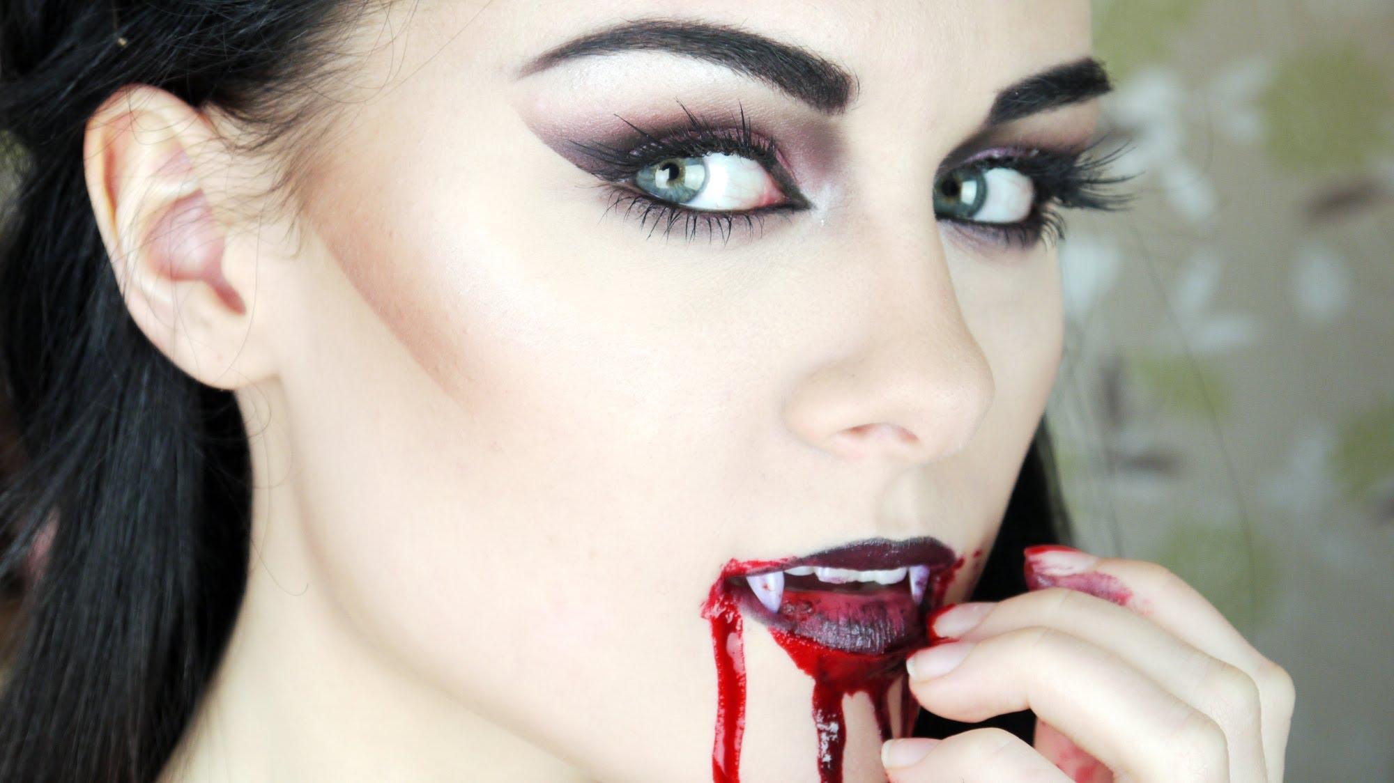 Как сделать жену вампиром 31