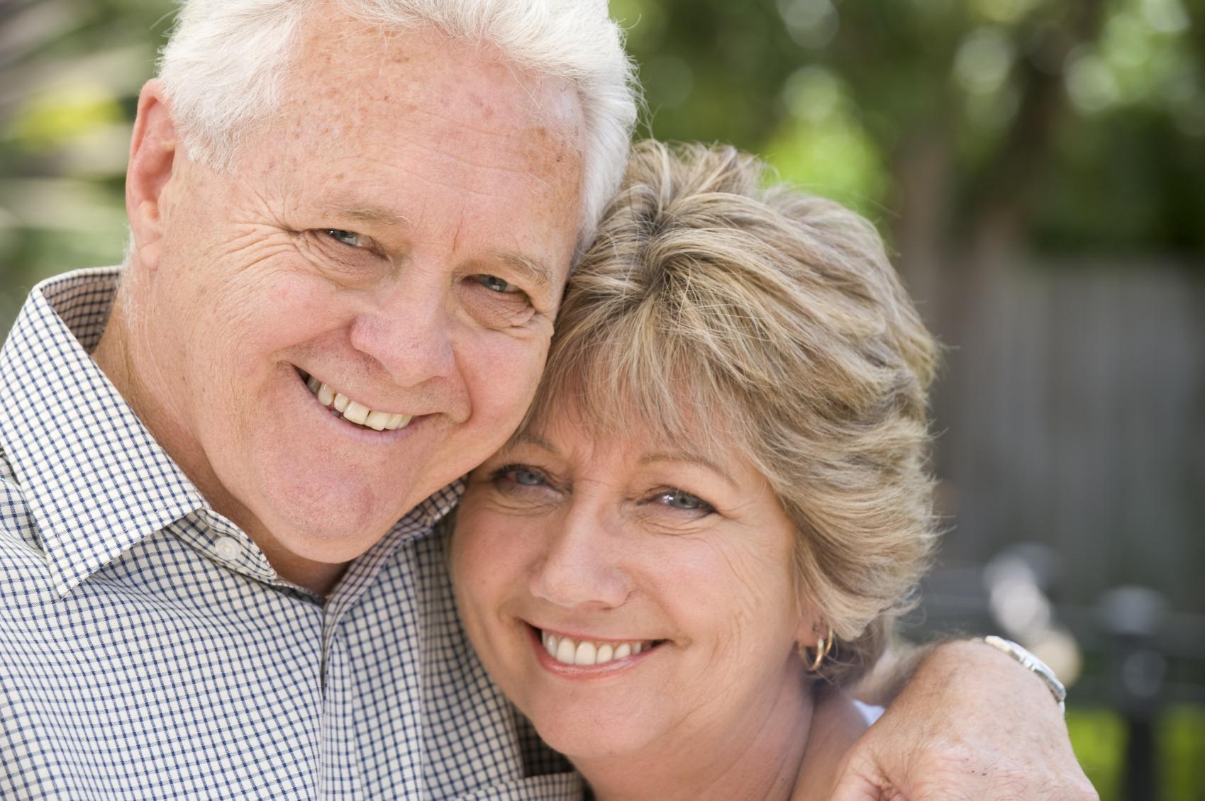 Стрижка для пенсионерки