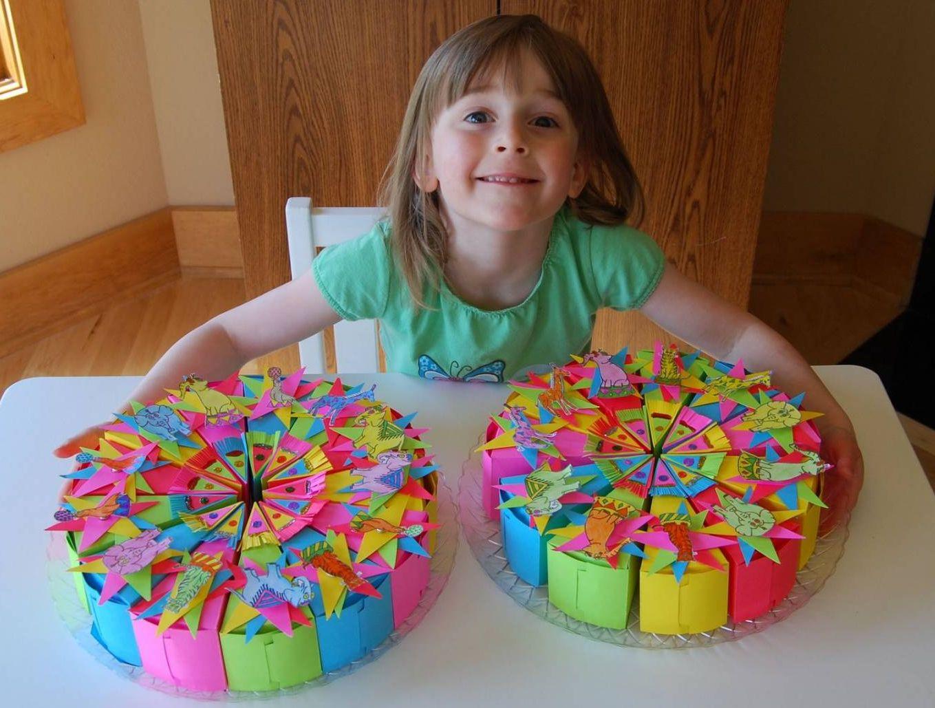 Торт своими руками на день рождения ребенка простой рецепт