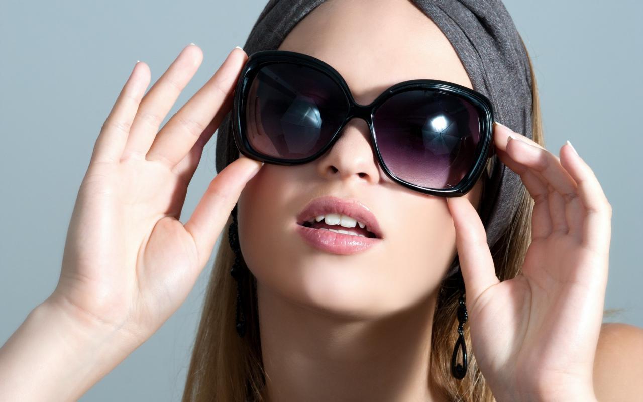 очки brenda полароид