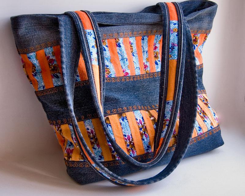 Арки на новый гДжинсовая сумка своими руками