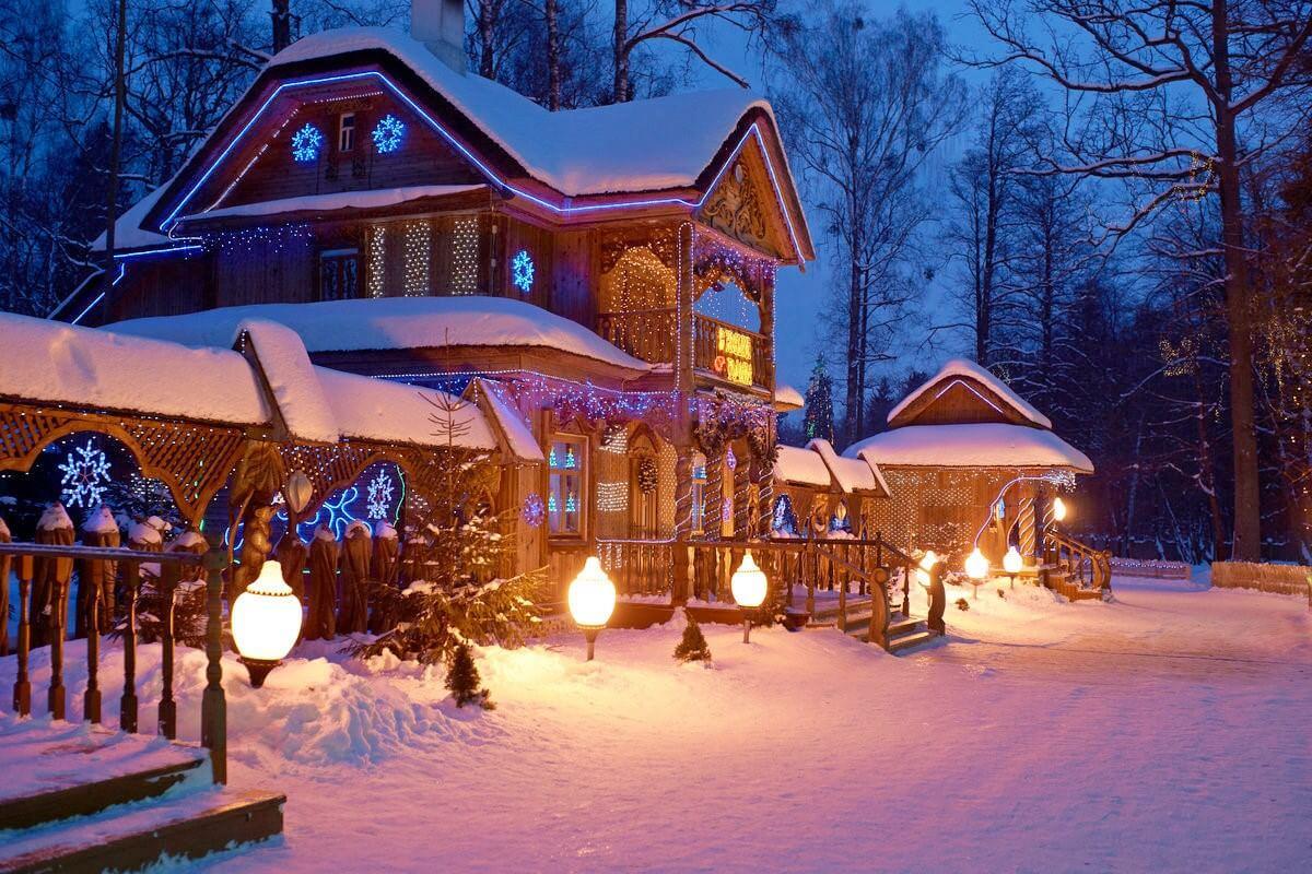 Туры нового года в белоруссии