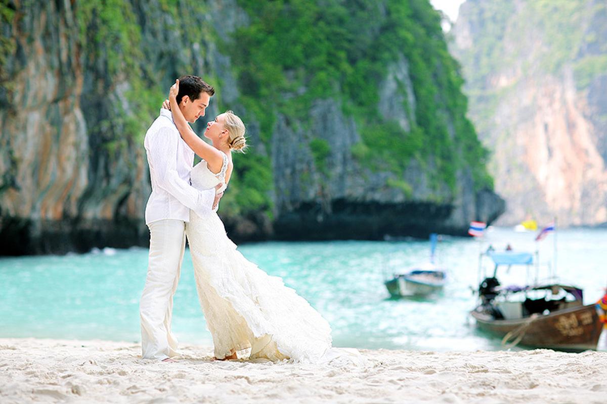 Пять стран, где можно сыграть красивую свадьбу