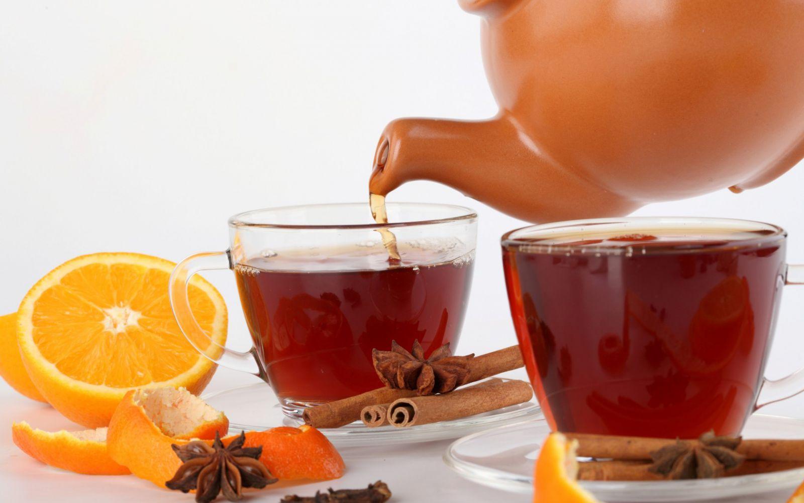 3 рецепта согревающих напитков