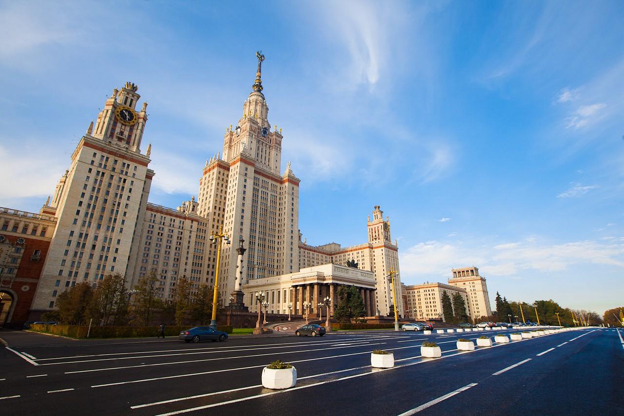 МГУ вошел в список лучших вузов мира по 23 специальностям