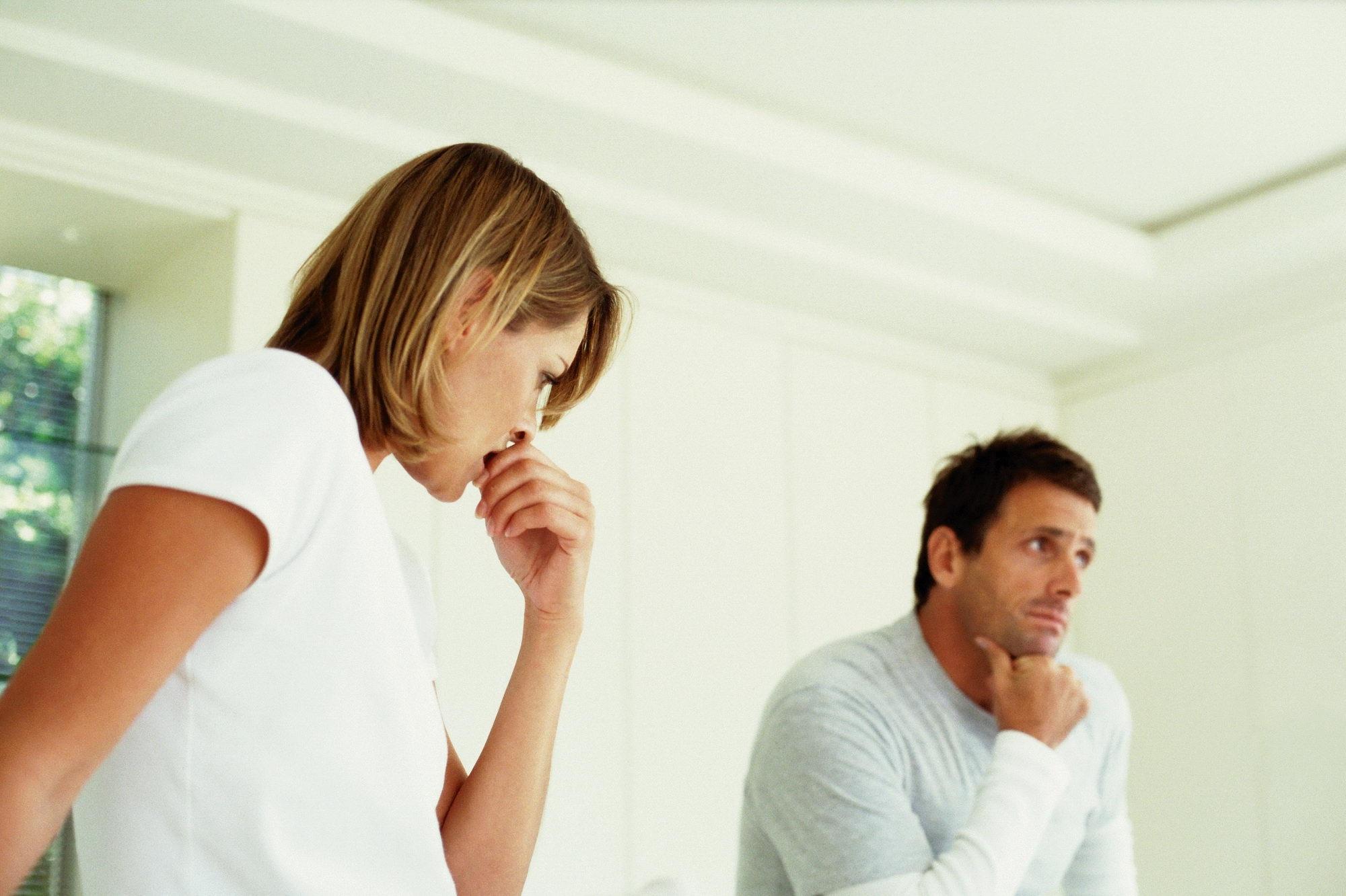 боюсь остаться одной после развода что делать купить двухкомнатную