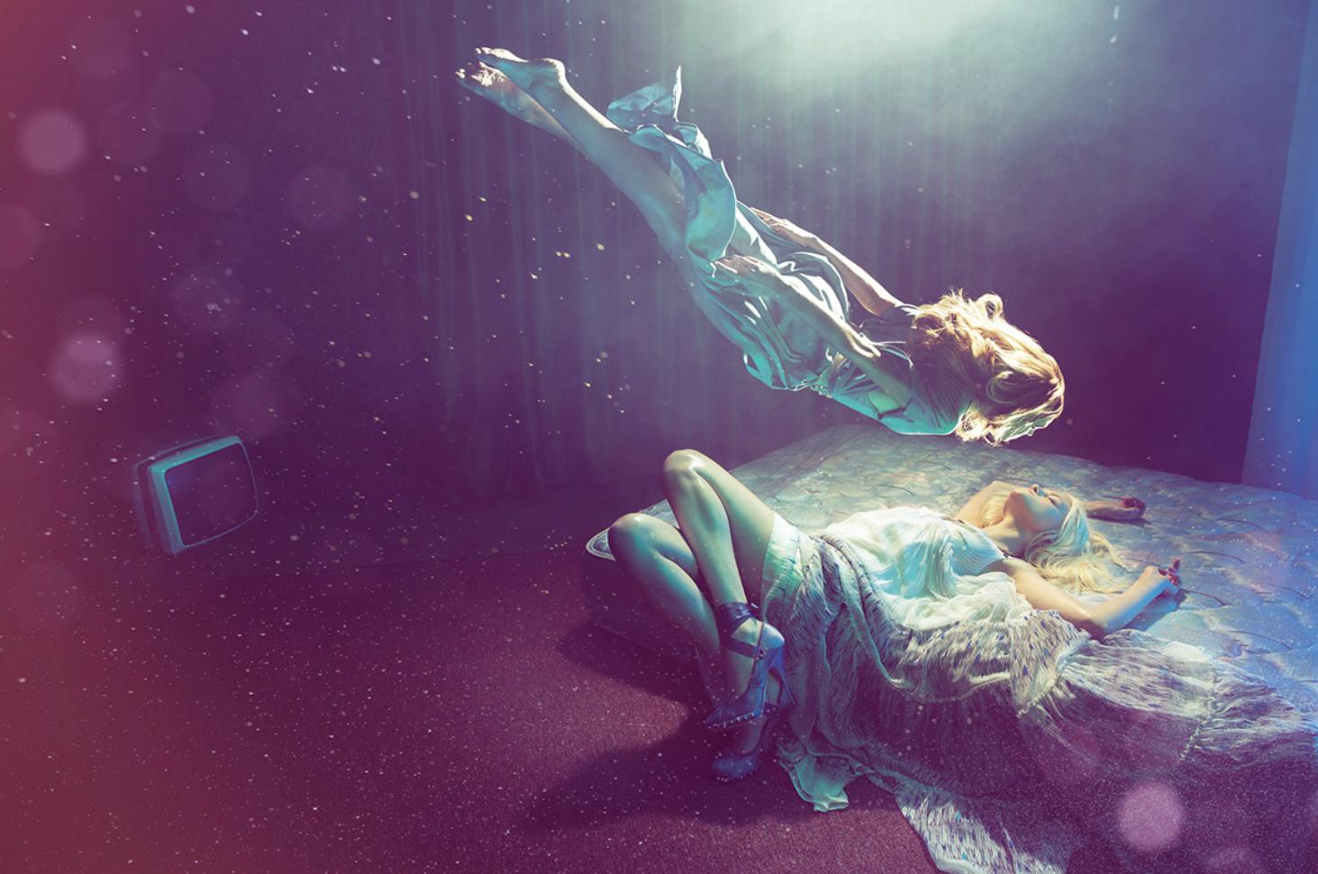 У наших снов есть множество предназначений, которые меняются на протяжении жизни
