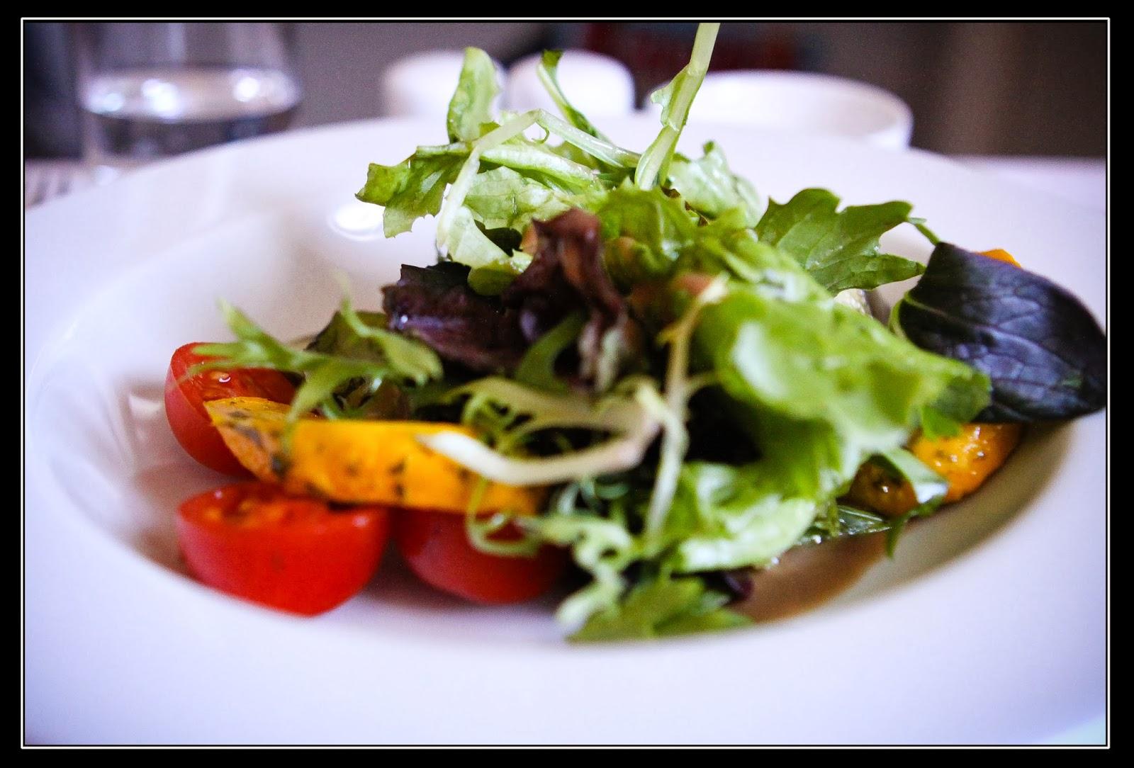 Как приготовить гонконгский салат из овощей