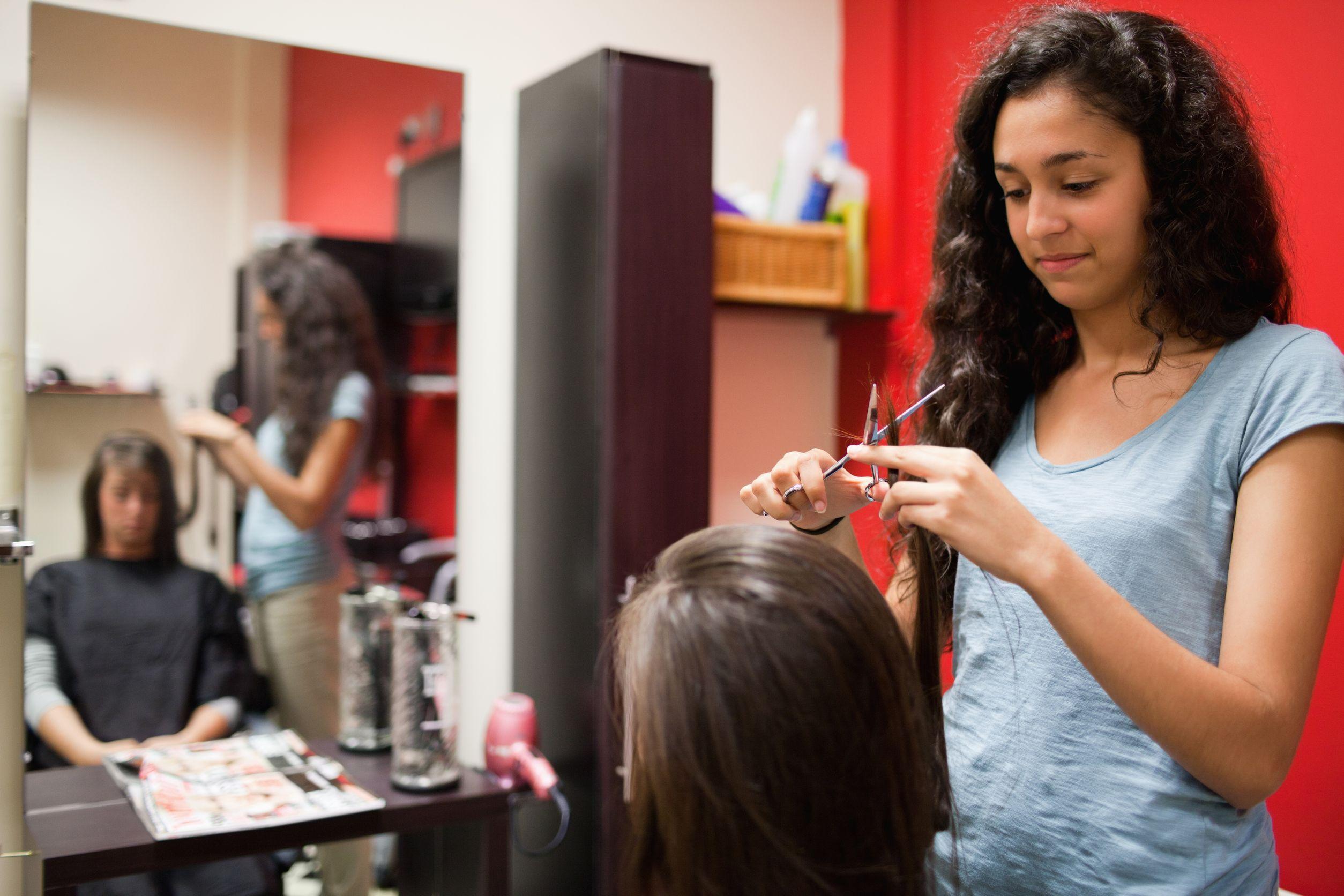 23 августа стрижка волос