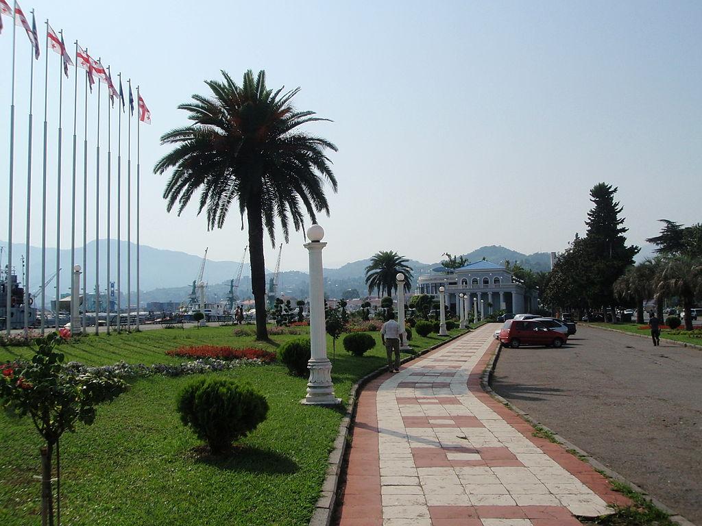Грузинская Батуми