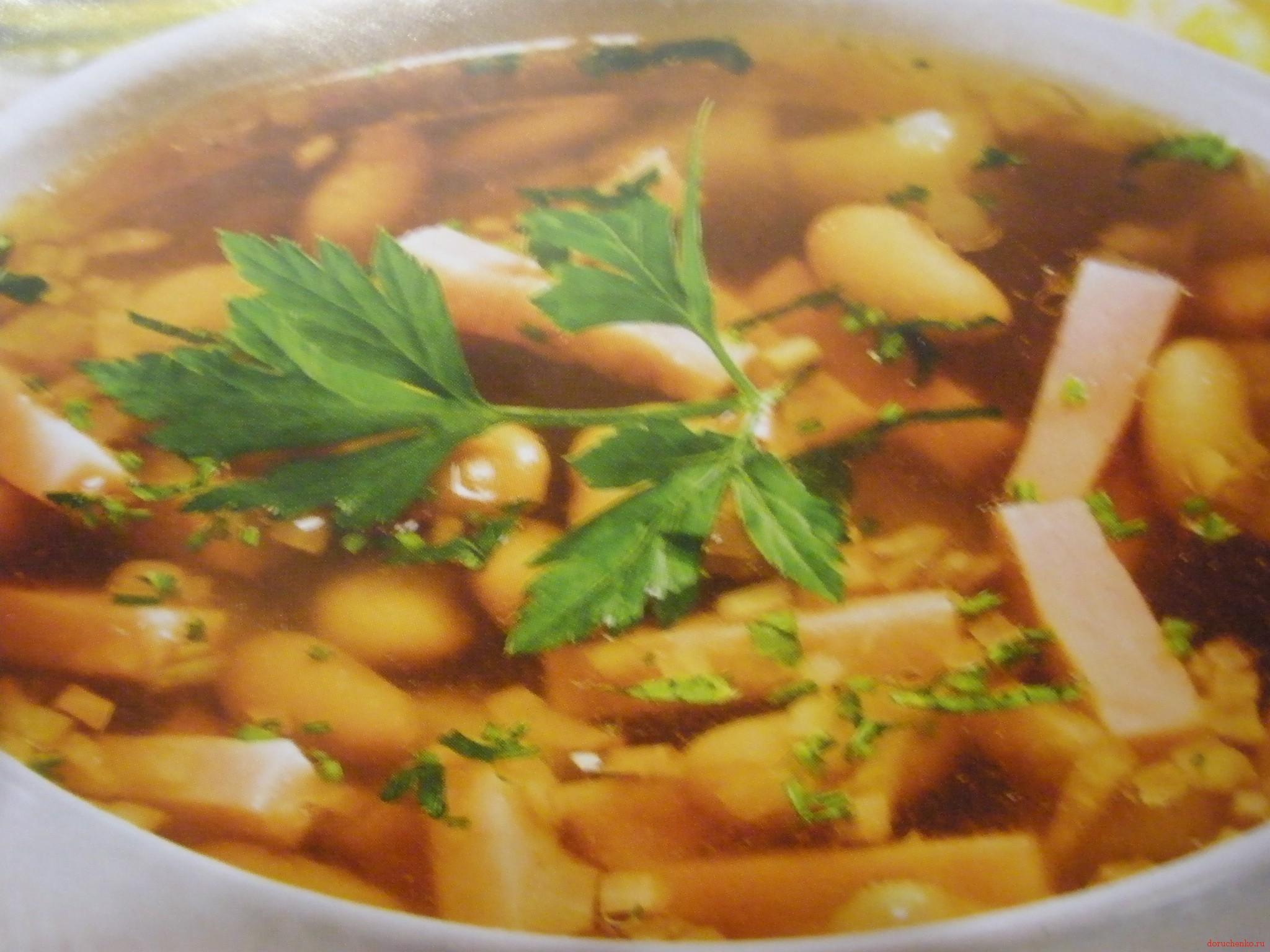 Как сварить суп с фрикадельками пошаговый