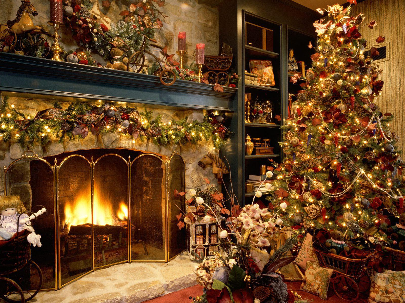 Как украсить дом на Новый год 2017