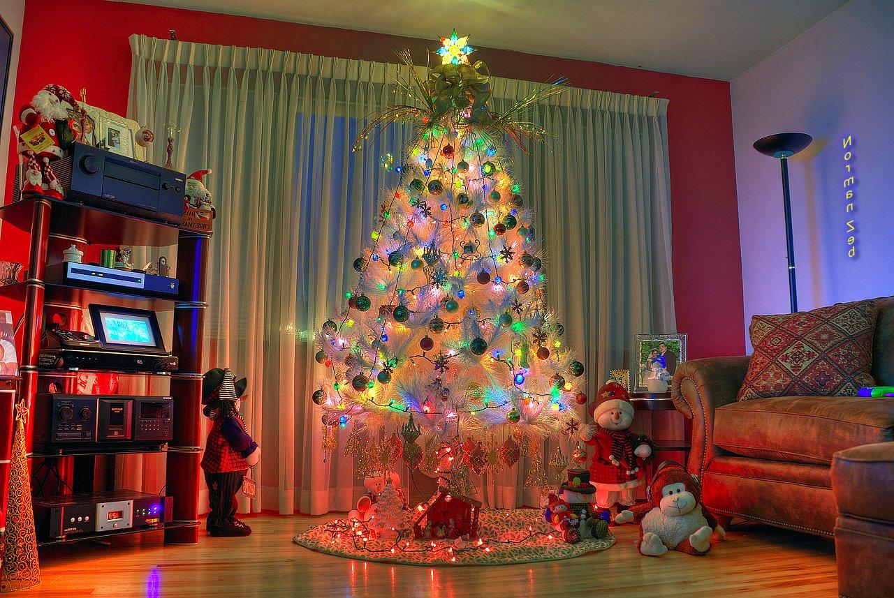 Как украсить квартиру на новый год 2017 фото
