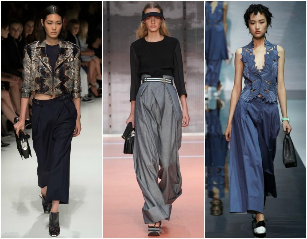Модные женские брюки 2016