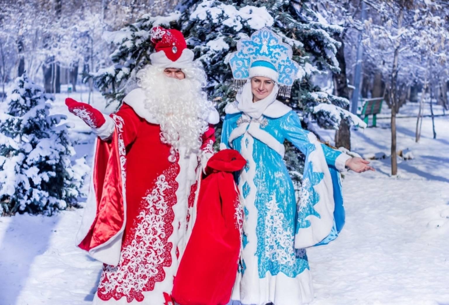 Новый год 2017 в Великом Устюге..