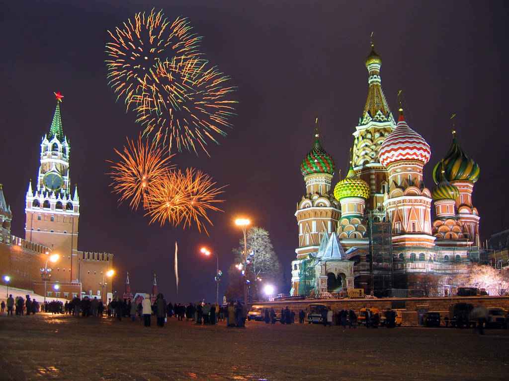 Новый год в Москве 2016 мероприятия