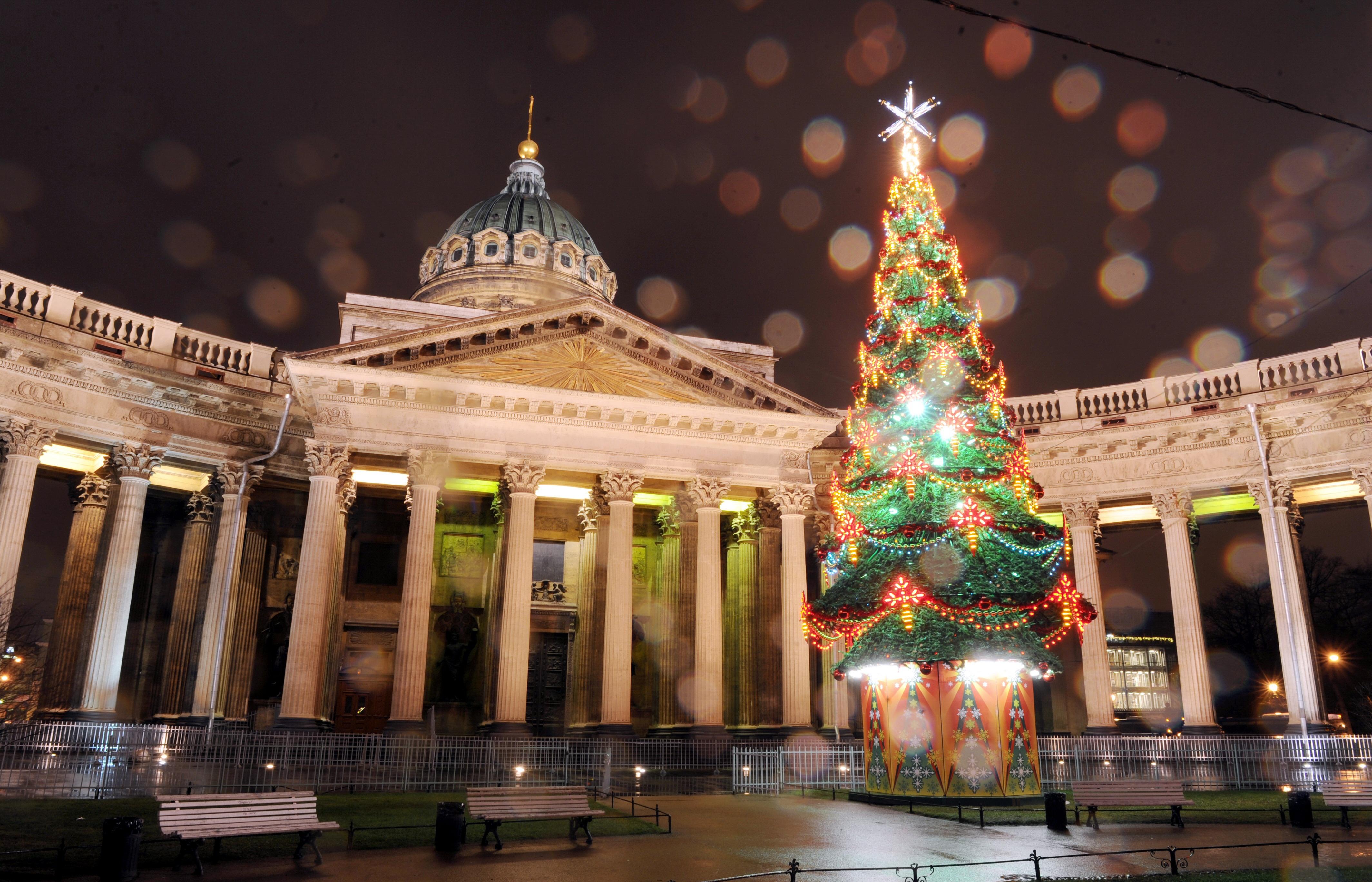 Новый 2019 год в санкт-петербурге - КалендарьГода