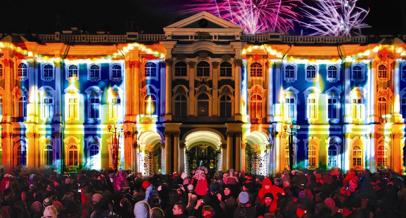 Новый год в Санкт-Петербурге 2017 мероприятия