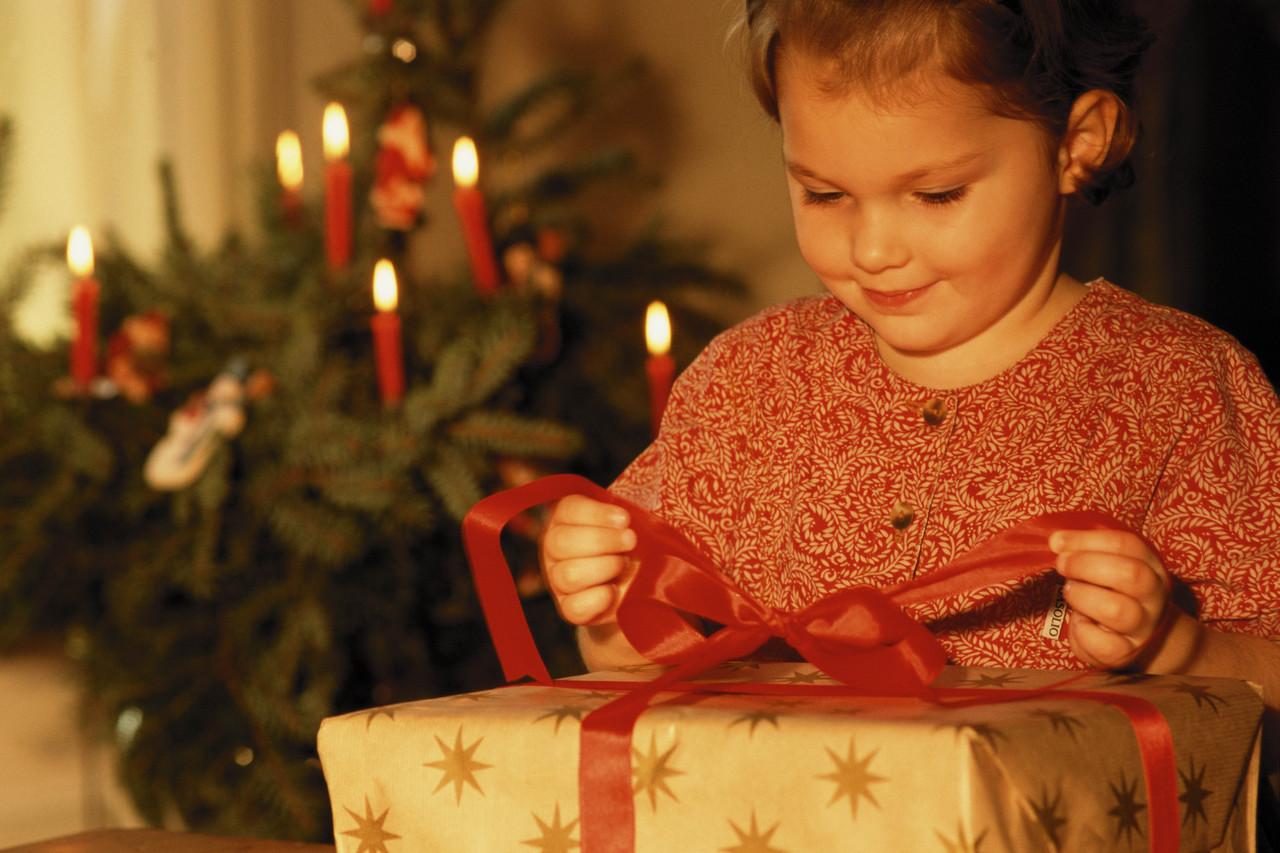 Подарки для девочек на новый год