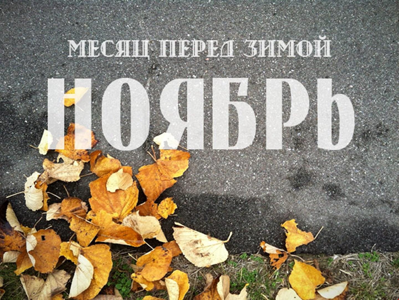 Погода в Москве на ноябрь 2017 года от гидрометцентра, прогноз