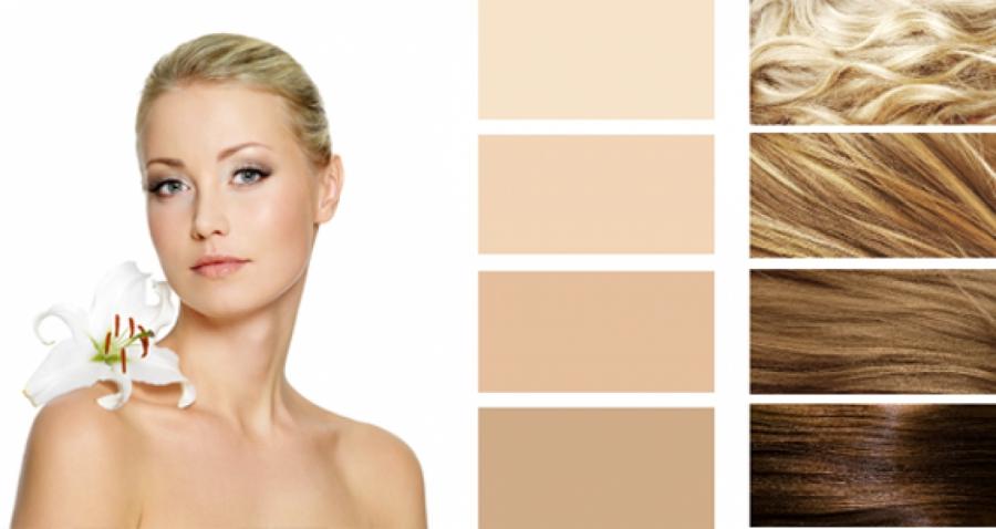 Выбираем тени под цвет волос и кожи
