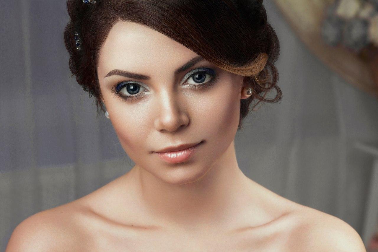 Модный свадебный макияж 2016 фото